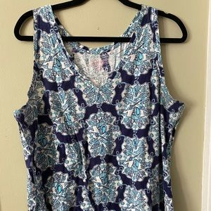 """Lilly Pulitzer """"Gale"""" Tank - Summer Prep!"""